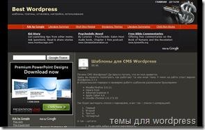 adsense-ready wordpress theme