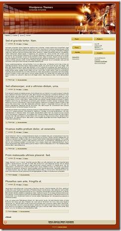 basketfun шаблон wordpress